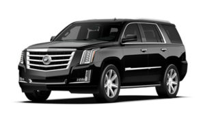 Houston Airport Cadillac Escalate ESV